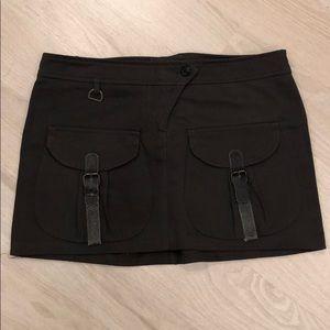 Pinko Sunday Morning Skirt With Pocket Detail